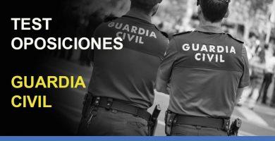 test-oposiciones-guardia-civil