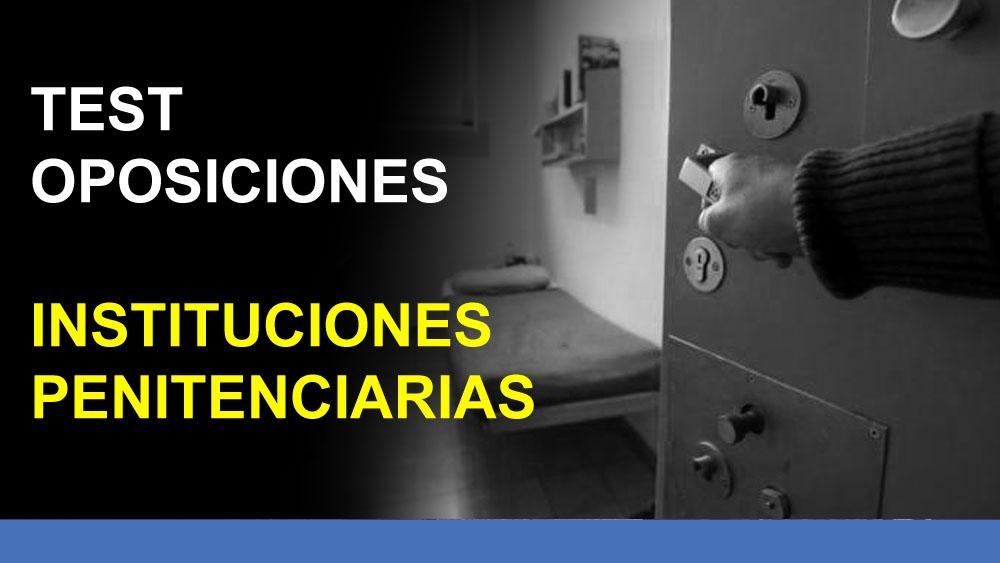 test-oposiciones-instituciones-penitenciarias