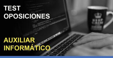 test-oposiciones-auxiliar-informatico