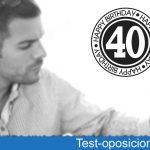 aprobar oposicion a los 40